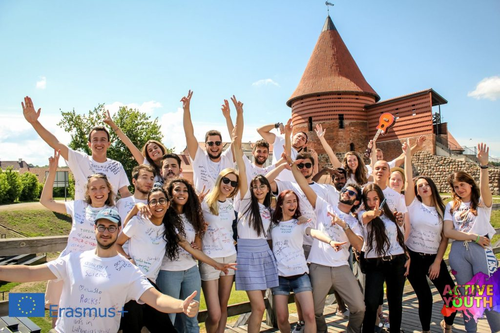 good erasmus partner in Lithuania
