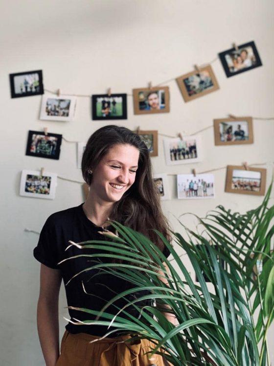 aktyvus jaunimas darbuotoja Rūta