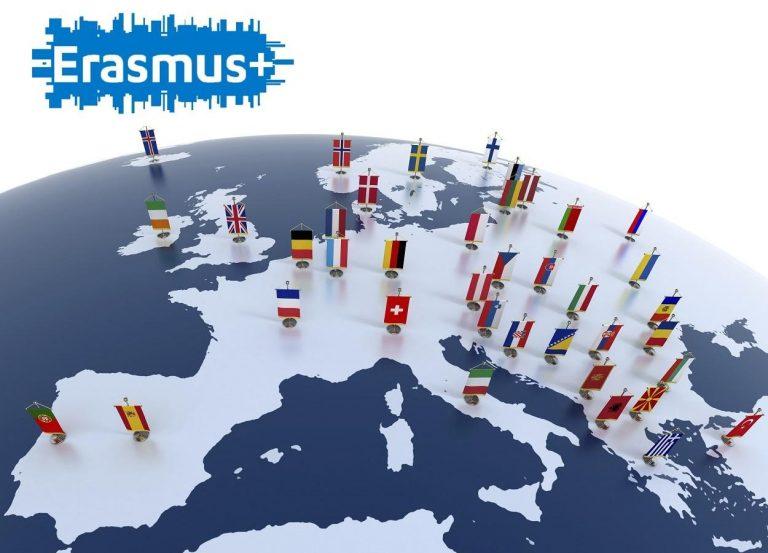 Europe exchange map