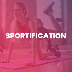Sportification