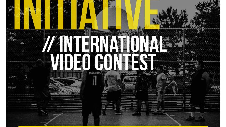 plakatas apie konkursa gopro kamerai laimėti