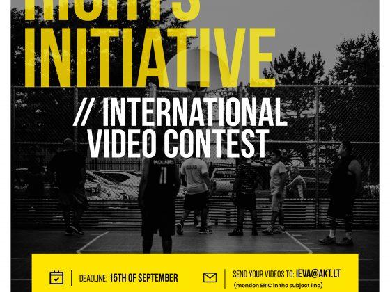 video konkursas