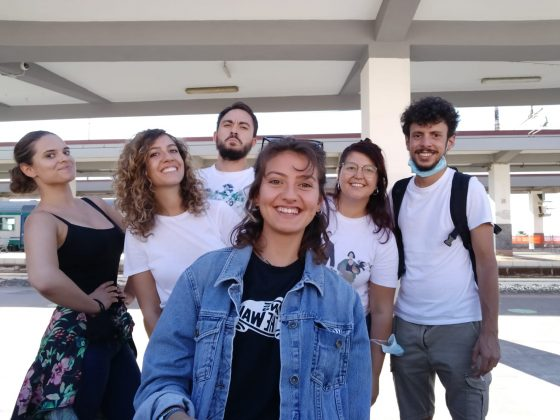 volunteering in italy during COVID