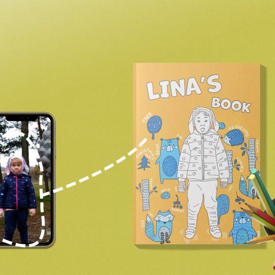 gera dovana vaikui knyga