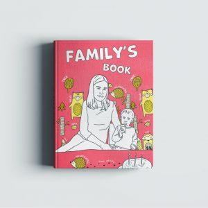 dovanos vaikams knyga