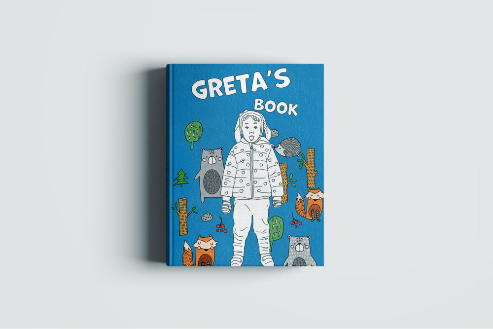 gera dovana vaikui vaizduotes knygute