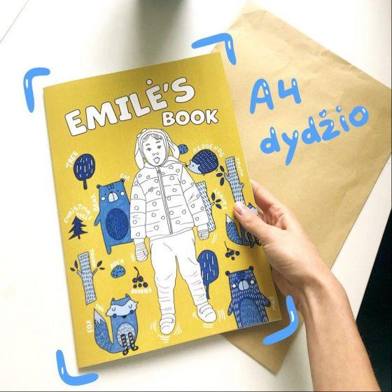 knygutė vaikui