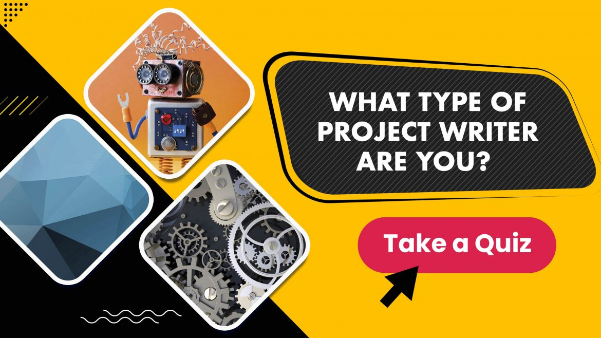 what type of project writer are you
