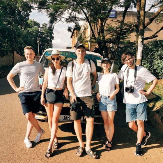 Ekspedicija į Ugandą