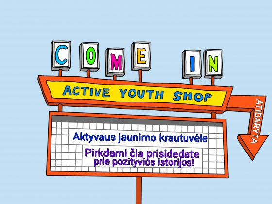 active youth shop