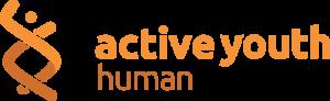 active youth human logo