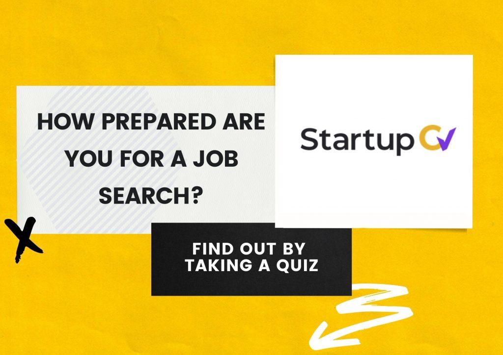 Job search quiz