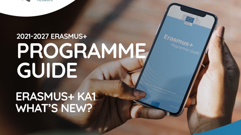 erasmus+ programme guide 2021